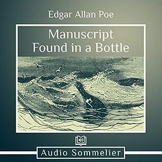 Manuscript Found in a Bottle audiobook cover art