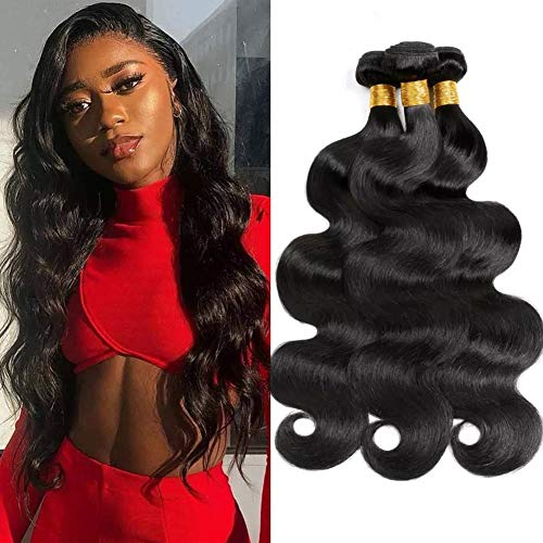 CLAROLAIR Brazilian Hair Bundle Brazilian Body Wave Bundles Vigin 100%...