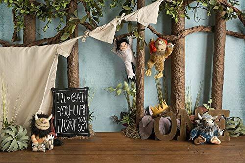 Fondo de Ducha de bebé recién Nacido Fondo de decoración de Fiesta de cumpleaños Fondo de fotografía para niños Estudio fotográfico A3 10x7ft / 3x2,2 m