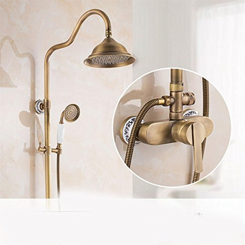 Alle europischen stil mit antiken bronze - dusche, dusche, bad, dusche, dusche aufgedreht, kneten, retro - dusche,f