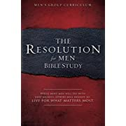 The Resolution for Men - Bible Study: A Small-Group Bible Study