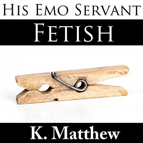 Fetish audiobook cover art