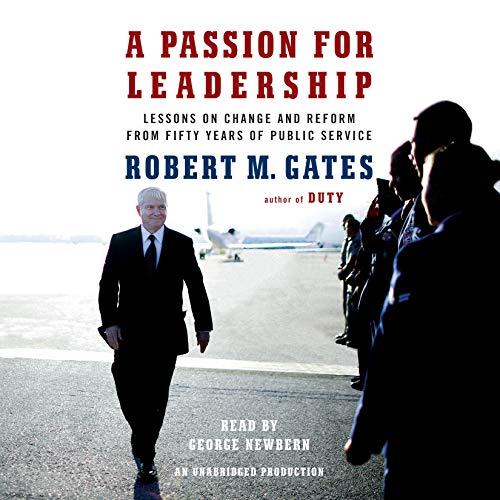 A Passion for Leadership cover art