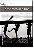 Three Men in a Boat (Oxford Bookworms Library Level 4)