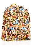 Disney Schulrucksack Kinder, Schulranzen für Mädchen und Jungen mit Konig der Lowen, Rucksack Große Kapazität für Schule oder Reisen, Original Disney Geschenke für Kinder