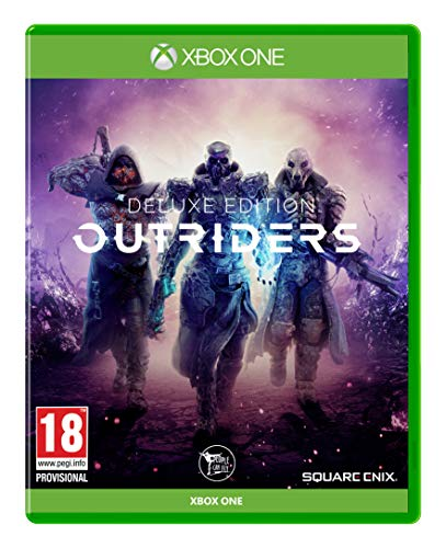 Outriders Deluxe Edition (Xbox One)