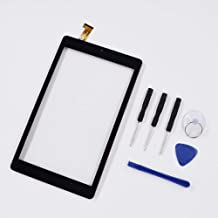 eTekGo Touch Screen Digitizer Replacement for Nextbook Ares 8 NXA8QC116B with Tool Kits