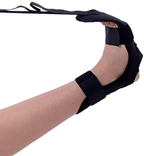 LEZED Cinturón de Estiramiento de Ligamentos de Yoga Correa de Yoga Fitness para Estirar Ligamento Flexibilidad Cinturón d...