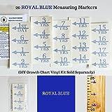 Little Acorns ADD ON - DIY Vinyl Growth Chart Ruler - Height Marker Arrows ONLY