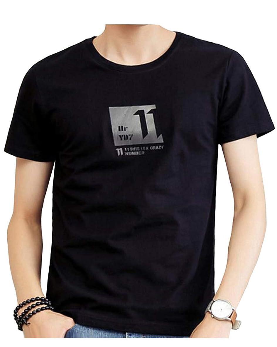 トンネル拍車くしゃみ[ Smaids x Smile (スマイズ スマイル) ] Tシャツ 半袖 トップス おしゃれ 丸首 プリント ゆったり カジュアル メンズ