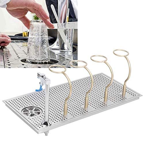 Lavadora de tazas, Enjuagadora de vasos de bar, Cafeterías comerciales Tiendas de té con leche para bares Restaurantes