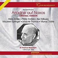 Ariadne Auf Naxos by Hilde Zadek