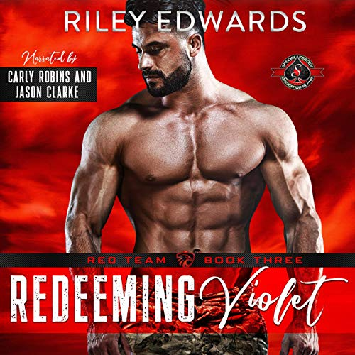 Redeeming Violet (Special Forces: Operation Alpha) audiobook cover art