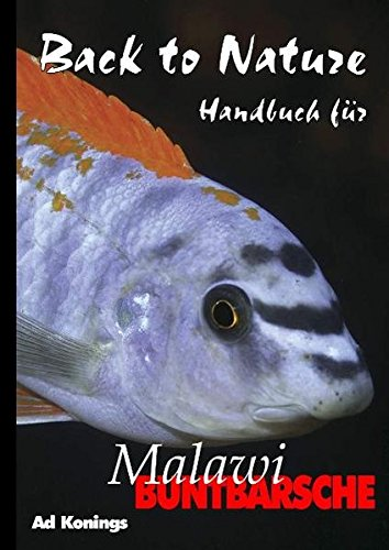 Back to Nature. Handbuch für Malawi Buntbarsche