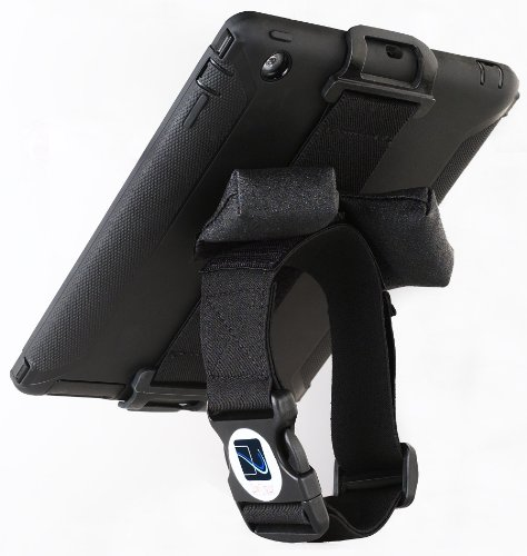 AppStrap 5 - fits most tablets + heavy-duty case (not included)