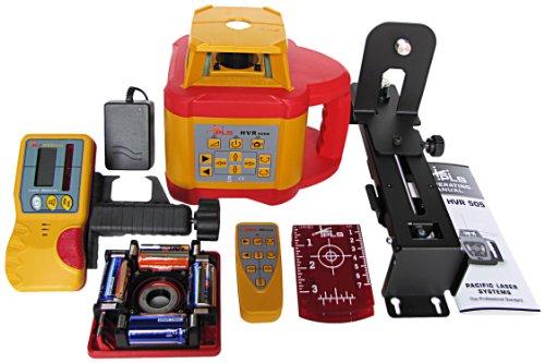PLS Laser PLS-60575 PLS HVR 505R Mid Range Rotary Laser System, Yellow/Red