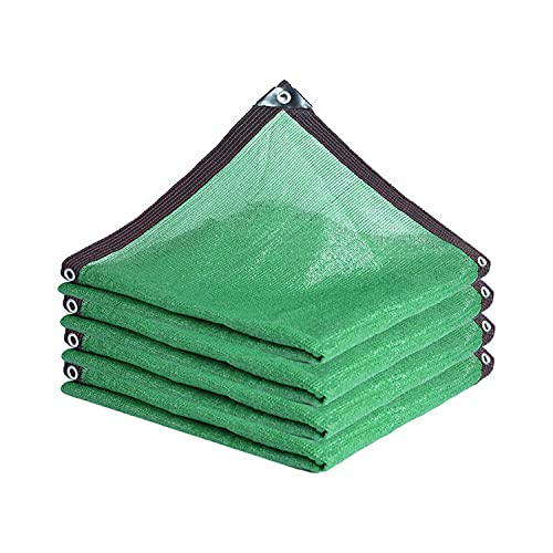 GFQTTY Red De Sombrilla, Paño De Protección Solar para Jardín Al Aire Libre Protector Solar para Coche Cubierta De Sombra para Plantas Cubierta De Invernadero 90% De Tasa De Sombreado