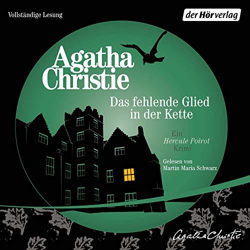 Das fehlende Glied in der Kette audiobook cover art