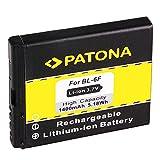 Batería BL-6F | BL6F para Nokia N78 | N79 | N95 8GB y mucho más… [ Li-ion, 1400mAh, 3.7V ]