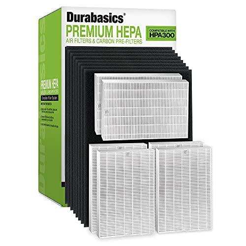 Durabasics HEPA 13 Filters for HPA300 Honeywell Air ...