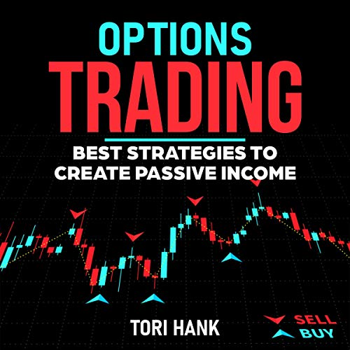 Options Trading: Best Strategies to Create Passive Income audiobook cover art