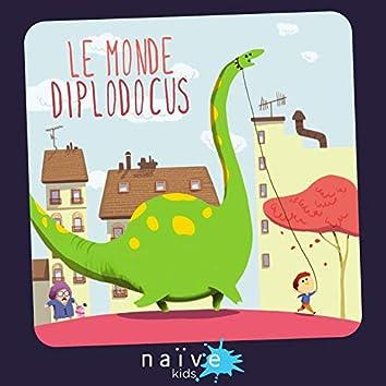 Le monde diplodocus
