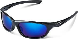 Duduma Polarized Sports Sunglasses for Men Women Baseball Running Cycling Fishing Driving Golf Unbreakable Frame Du646