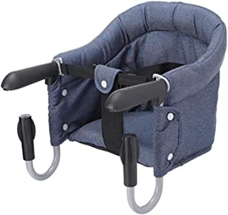 Baby To Love Asiento para B/éb/é Easy Up Blue Stripes asientos Enganchables