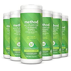Method All-Natural Cleaning Wipes