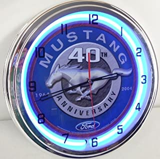 Ford Mustang Pony 40th 15