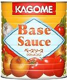 カゴメ ベースソース トマト&オニオン 1号缶 3Kg