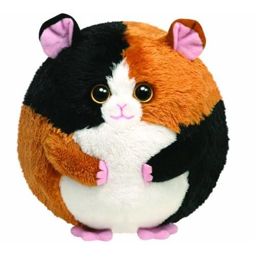 add356f41e5 Amazon.com  Ty Beanie Ballz - Speedy the Guinea Pig  Toys   Games
