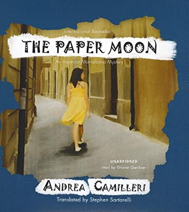 The Paper Moon  (Inspector Montalbano Mysteries, Book 9)