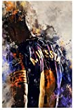 chongdian Andres Iniesta Poster, dekoratives Gemälde,