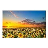 Rjunjie Sonnenblume Poster Hd Drucke Schlafzimmer