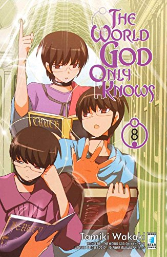 The world god only knows (Vol. 8)