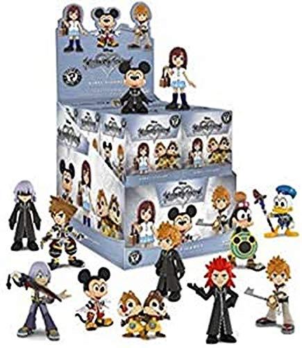 Mystery Minis Disney Kingdom Hearts Figur, Farbe/Modell Sortiert