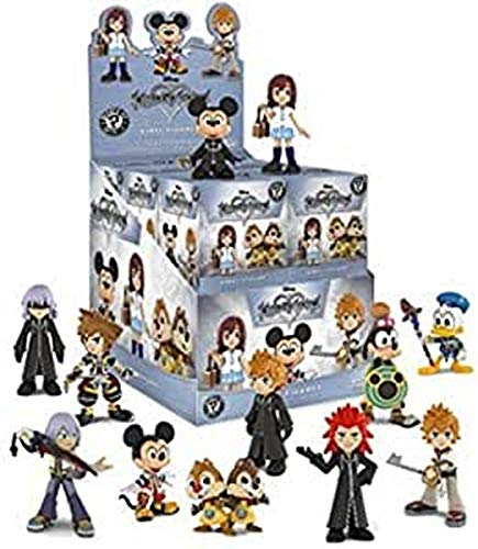 Mystery Mini: Disney: Kingdom Hearts: una figura al azar