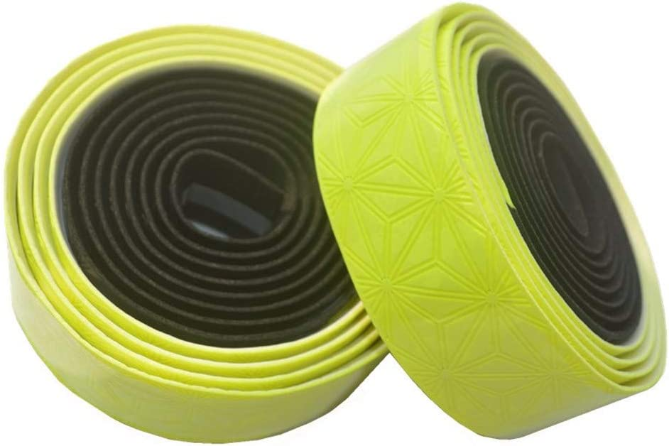 Ybriefbag Bicycle Handlebar Bar Sale Tape 2PCS SEAL limited product Hex Grip Wrap