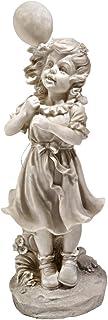 Design Toscano SH381029 Jessie and Her Balloon Statue