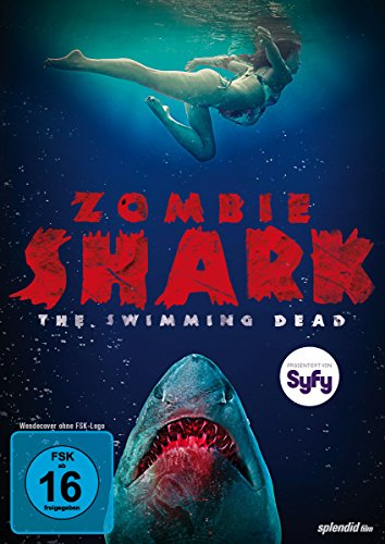 Zombie Shark - The Swimming Dead