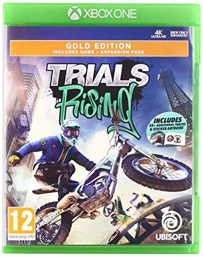 Ubisoft - Trials Rising - Gold Edition /Xbox One (1 GAMES)