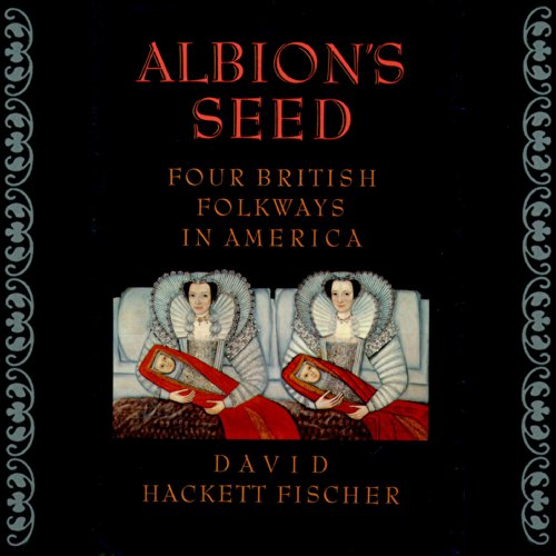 Albion's Seed audiobook cover art