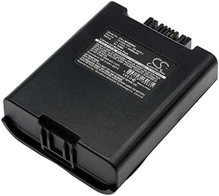 Replacement Battery Part OFFicial No.161888-0001 for MX New Orleans Mall Honeywell MX9380
