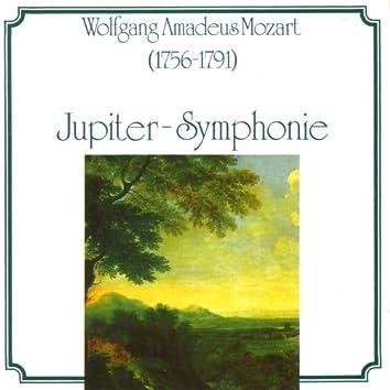 Wolfgang Amadeus Mozart: Jupiter-Symphonie