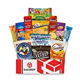 Care Package for College Students (15 Count), Military, Halloween, Finals, Birthday, Office Snacks...