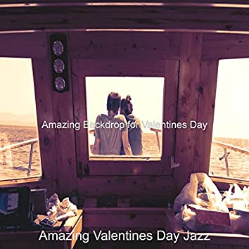 Amazing Backdrop for Valentines Day