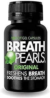 Best breath pearls natural capsules 50 Reviews