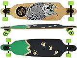 MAXOfit Longboard in verschiedenen Designs mit hochwertigen...