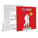 SMARTBOX - Cofanetto regalo amore - idee regalo originale - Esperienze a sceltra fra divertenti, soggiorni o attività sportive